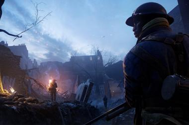 מפה מההרחבה הראשונה של Battlefield 1 הופכת לחינמית