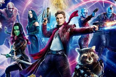 """הסרט """"שומרי הגלקסיה: חלק 3"""" יגיע לאקרנים ב-2020"""