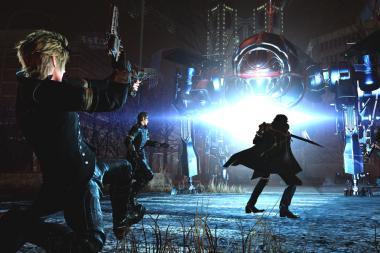 גרסת המחשב של Final Fantasy 15 תשוחרר במרץ