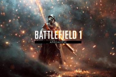 ההרחבה Apocalypse תגיע ל-Battlefield 1 בחודש הבא