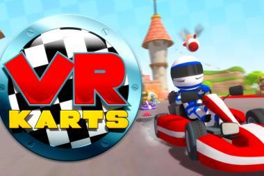 ביקורת - VR Karts