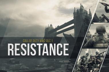 ההרחבה The Resistance מגיעה ל-Call of Duty: WWII