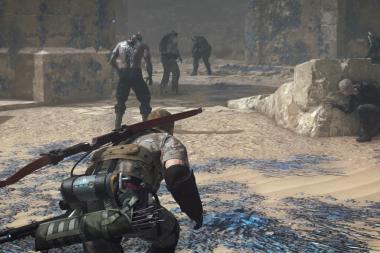 Konami חושפת את דרישות המערכת של Metal Gear Survive