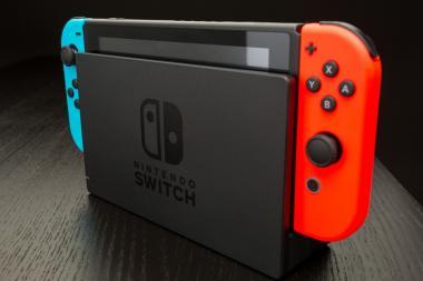 הבן המוצלח - ה-Nintendo Switch מכר יותר יחידות מה-WiiU בכל אורך חייו