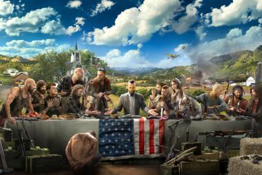 נחשף תוכן ה- Season Pass של Far Cry 5