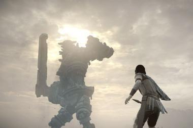 המשחק Shadow of the Colossus במקום הראשון במכירות בבריטניה
