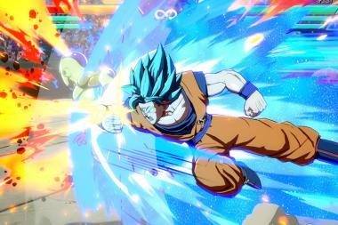 ביקורת - Dragon Ball FighterZ