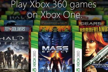 משחקי Xbox 360 משופרים גרפית בדרך ל-Xbox One X