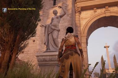 יוביסופט שחררה מוד סיור ללא קרב ל-Assassin's Creed Origins