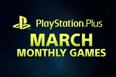 הוכרזו המשחקים החינמיים לחודש מרץ במסגרת שירות ה-PlayStation Plus