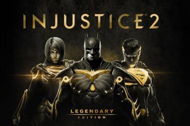 הוכרזה מהדורת ה- Legendary Edition של Injustuce 2