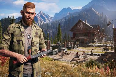 רשמים מההתנסות ב- Far Cry 5