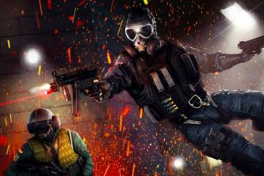 חברת Ubisoft תשיק בקרוב מערכת באנים חדשה ב-Rainbow Six Siege
