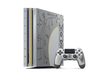 סוני הכריזה על באנדל PS4 Pro חדש במהדורה מוגבלת בהשראת God of War