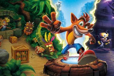 חוצה גבולות: Crash Bandicoot N. Sane Trilogy יושק לפלטפורמות נוספות