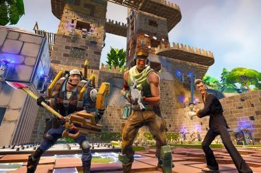 בכיר במיקרוסופט רוצה ששחקני PS4 ו-Xbox One ישחקו ביחד ב-Fortnite