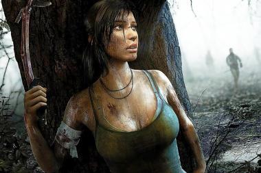 הוכרז רשמית: Shadow Of The Tomb Raider יגיע ב-2018