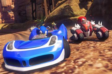 האם משחק Sonic Racer חדש בדרך?