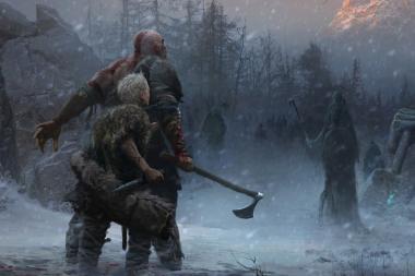 המשחקיות של God of War מציגה שינויים רבים בהשוואה למשחקים הקודמים