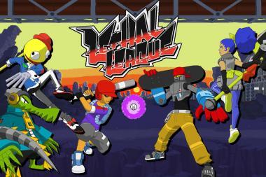 בואו לקבל את Lethal League בחינם!