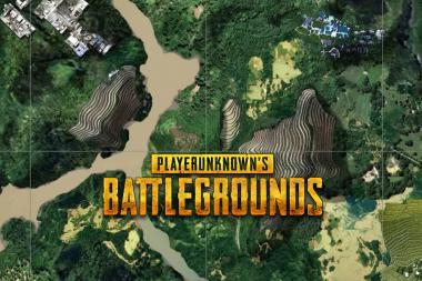 המשחק PUBG חוגג שנה עם מפה חדשה