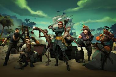 יוצרי Sea of Thieves חזרו בהם: לא יהיה עונש על מוות במשחק
