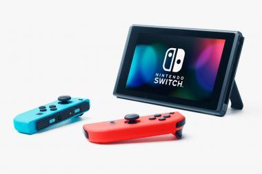 יום הולדת שמח Nintendo Switch!
