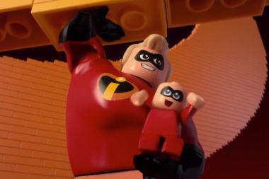 הוכרז המשחק Lego: The Incredibles