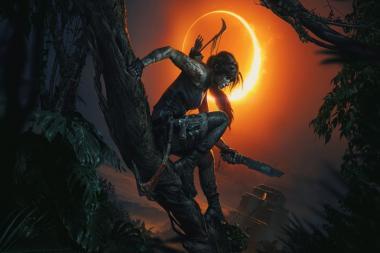 פורסמה סקיצה רשמית מתוך Shadow of the Tomb Raider