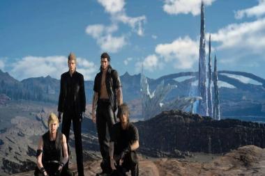 עדיין לא מת: Final Fantasy 15 מקבל 4 חבילות הרחבה חדשות