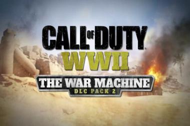 ההרחבה השניה של Call of Duty: World War 2 זמינה כעת ב-PS4