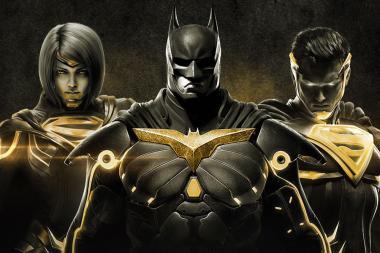 ביקורת - Injustice 2: Legendary Edition