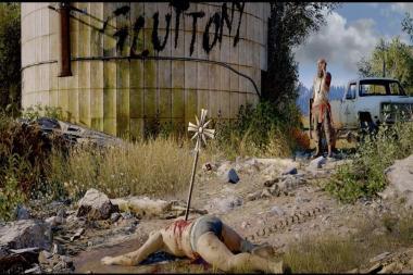 זו הייתה רק שאלה של זמן: Far Cry 5 נפרץ לאחר 19 ימים בלבד