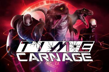 ביקורת - Time Carnage VR