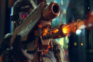 שמועה: Cyberpunk 2077 יהיה משחק מגוף-ראשון