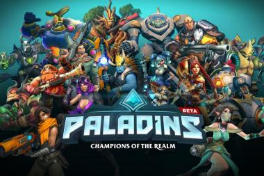 המשחק Paladins ייצא מגישה מוקדמת במהלך השבוע