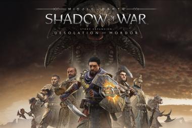 צפו בקטע הפתיחה מההרחבה החדשה של Shadow of War