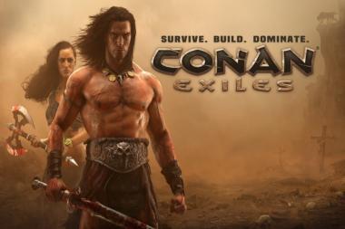 צפו בסרטון גיימפליי ארוך של Conan Exiles שהושק היום עבור ה-PS4