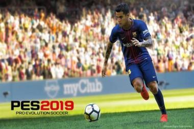 חברת Konami הכריזה רשמית על Pro Evolution Soccer 2019