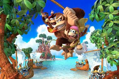 ביקורת - Donkey Kong Country: Tropical Freeze