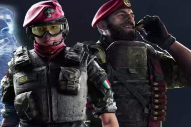 צפו בחיילים החדשים שמצטרפים ל-Rainbow Six: Siege