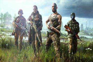 צפו בטריילר החשיפה המדהים של Battlefield V