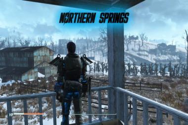 הכירו את Northern Springs, מוד ל-Fallout 4 שגדול יותר מכל הרחבותיו