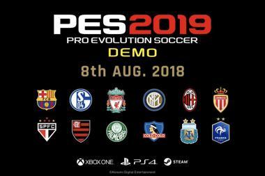 דמו ל-PES 2019 יגיע אלינו בתחילת אוגוסט