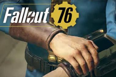 הוכרז תאריך התחלת הבטא של Fallout 76