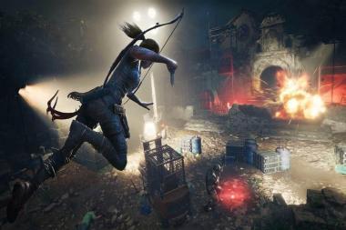 צפו בגיימפליי ראשון מ-Shadow Of The Tomb Raider