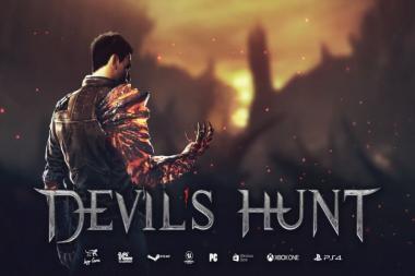 הכירו את Devil's Hunt, משחק אקשן שאפתני שיושק ב-2019