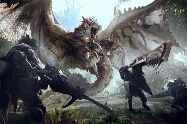 Capcom מסבירה למה גרסת ה-PC של Monster Hunter World דורשת הרבה משאבים