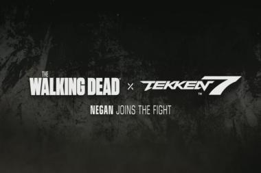 """ניגן מסדרת """"המתים המהלכים"""" יצטרף בתור לוחם ל-Tekken 7"""