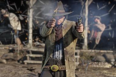 טריילר המשחקיות של Red Dead Redemption 2 כאן